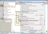 CYPECAD MEP. Climatización. Opciones de cálculo para la distribución de agua en el sistema de captación de energía geotérmica